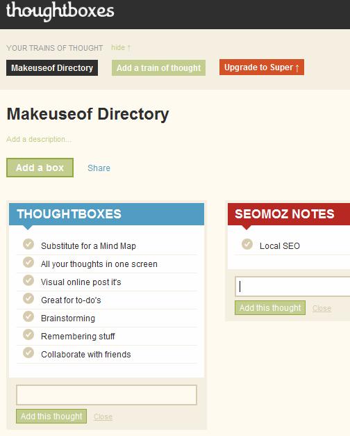 cool online organizer