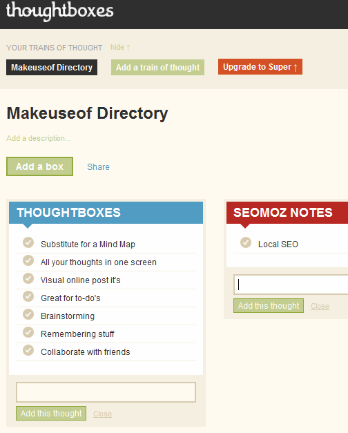 image thumb32   ThoughtBoxes: Cool Online Organizer That Works Like An Online Post it