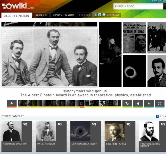 interactive wiki
