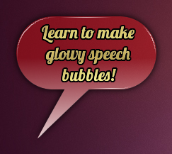 create speech bubbles gimp
