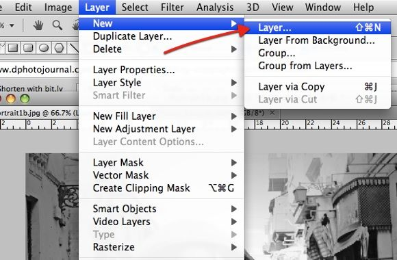 How To Watermark Images Using Photoshop