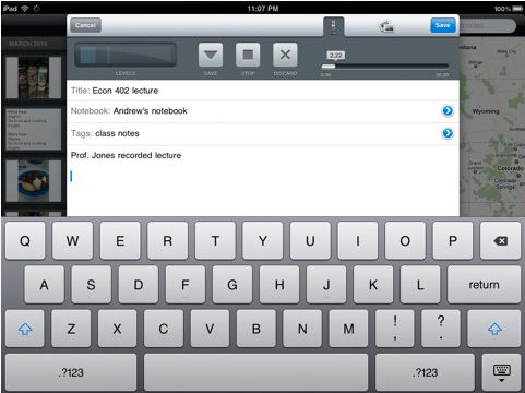 ipad best apps writing