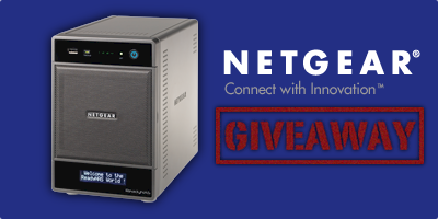 Netgear ReadyNAS Ultra 4 Review and Giveaway