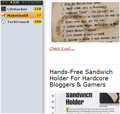 online feed reader software