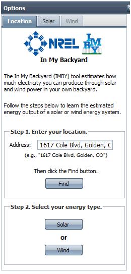 estimate wind energy potential