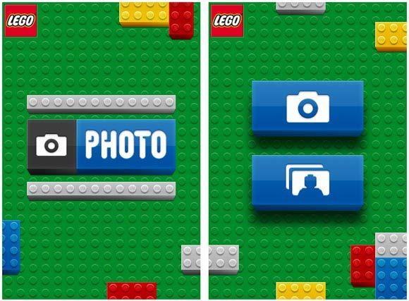 convert photos into lego