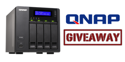 QNAP TS-419P+ Turbo NAS Review and Giveaway