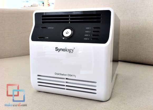 Synology DS411j NAS Review and Giveaway