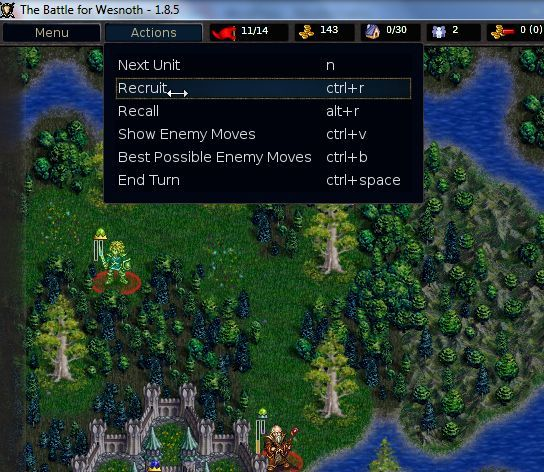 Live Out Adventure and Conquest in the Battle for Wesnoth [Cross Platform] wesnoth10