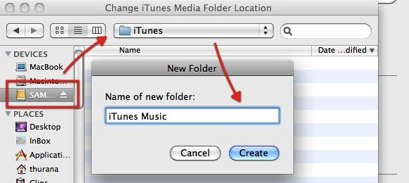 how to move itunes backup folder to another drive