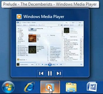new features of windows media player 12