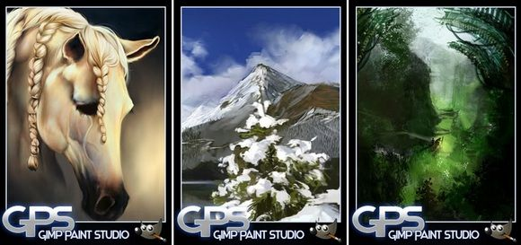 GIMP Paint Studio: A Great Addition To Make GIMP A Digital Artist's Playground 7
