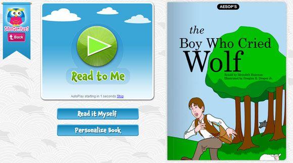 childrens stories online