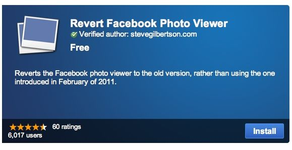 disable photo viewer on facebook