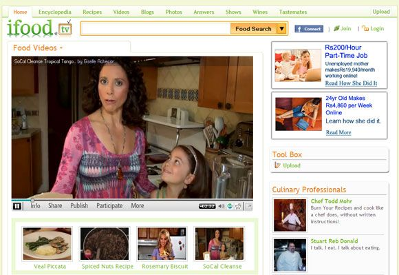 8 cooking websites with video recipes for tasty visual tips cooking websites forumfinder Choice Image