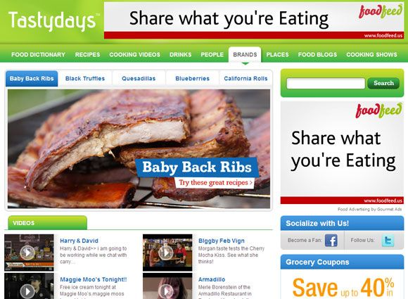 8 cooking websites with video recipes for tasty visual tips best cooking sites forumfinder Images