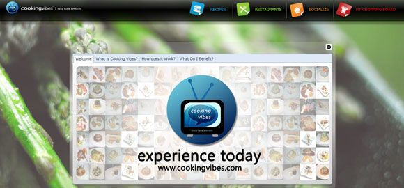 best cooking sites