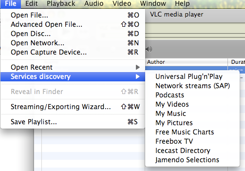 Streaming Services: A Whole New Side To VLC Player You Probably Didn't Know About Mac Services Directory