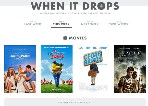 Top 10 Websites to Find the New Movie Releases This Week Movie Releases09