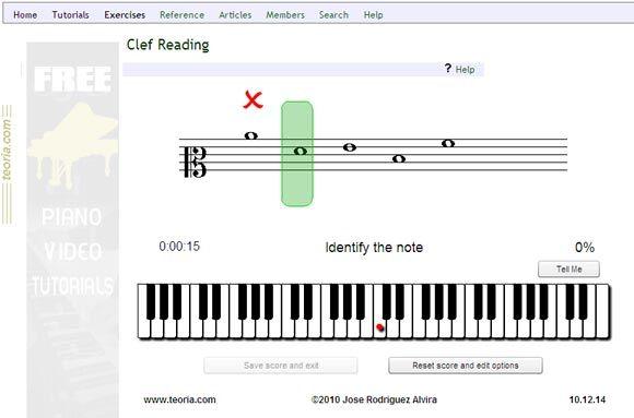 10 Websites Where You Can Learn To Read Music Music sheet08