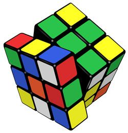 rubiks cube solution