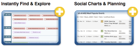 Sched Makes Event Scheduling Simple, Free & Social Sched find explore and social charts