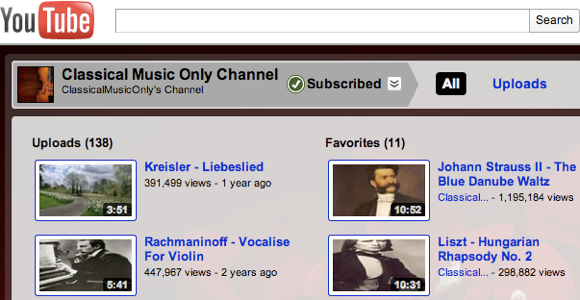 The Top 10 Sites To Listen To Classical Music YouTube Classical