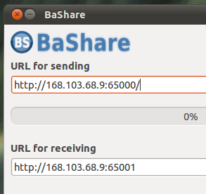 BaShare Makes File Transfers Simple For Your Friends [Linux]