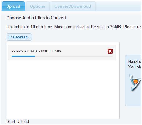 free batch audio file converter