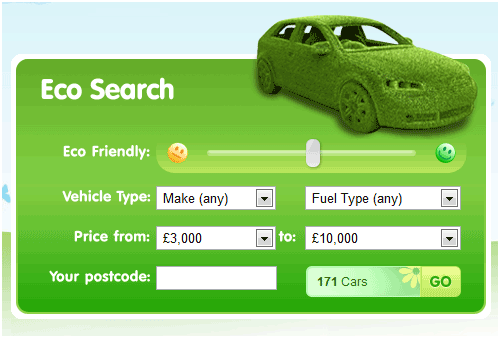 buying eco friendly cars