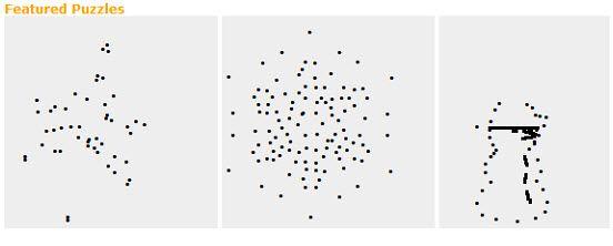 make dot to dot puzzles
