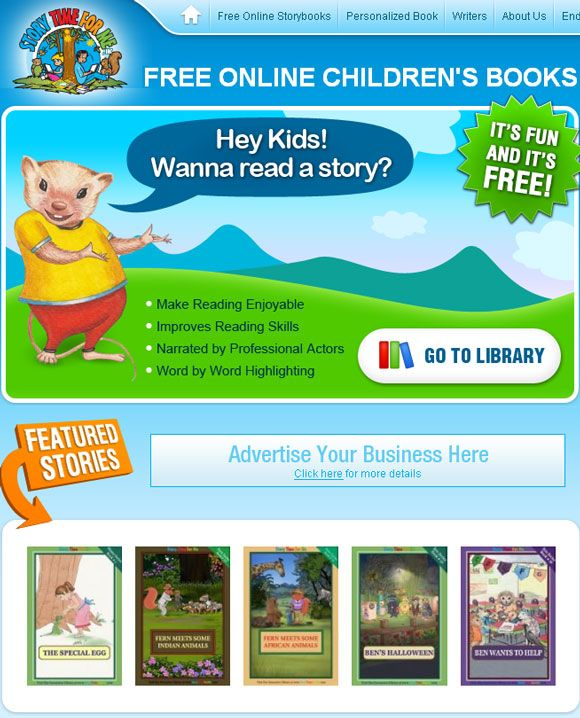 interactive reading books for kids