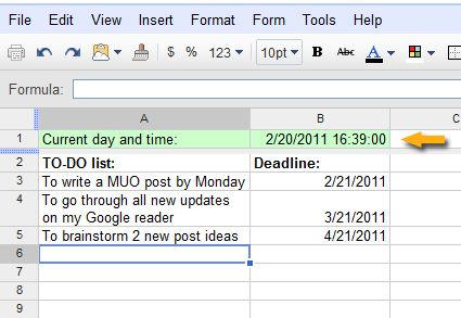 how to make cell constant in google sheets