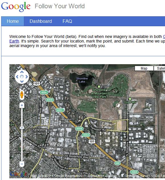 google map changes