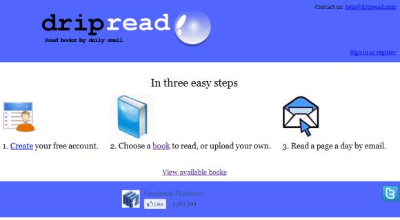books via email