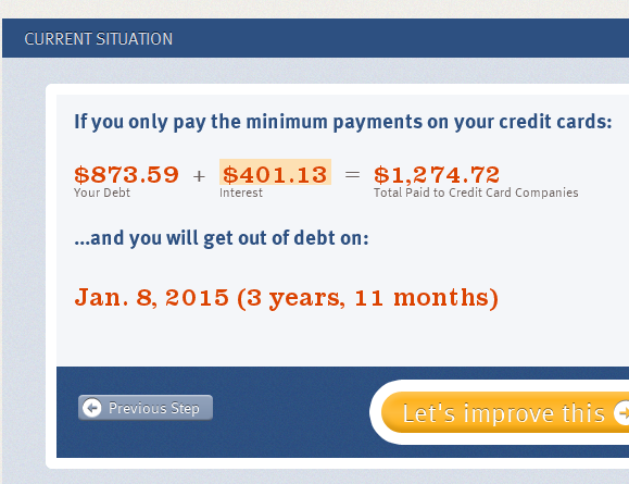 eliminate your credit card debt