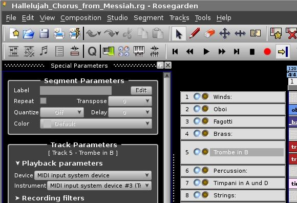 free music creation software linux