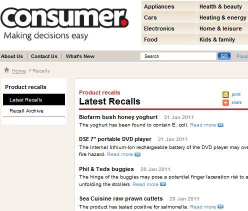 The 8 Best Sources For Product Recall RSS Updates rss9