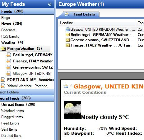 The 7 Best Feeds For RSS Weather Updates rssweather7