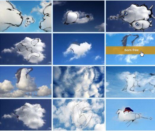 Klowdz: Create Cool Drawings on Clouds sample
