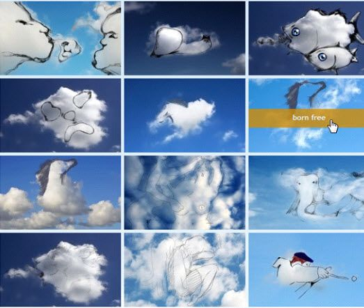 Klowdz: Create Cool Drawings on Clouds sample