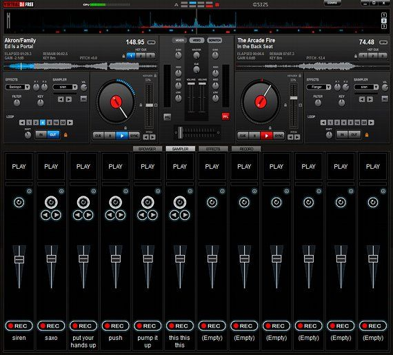 mix music online free without downloading