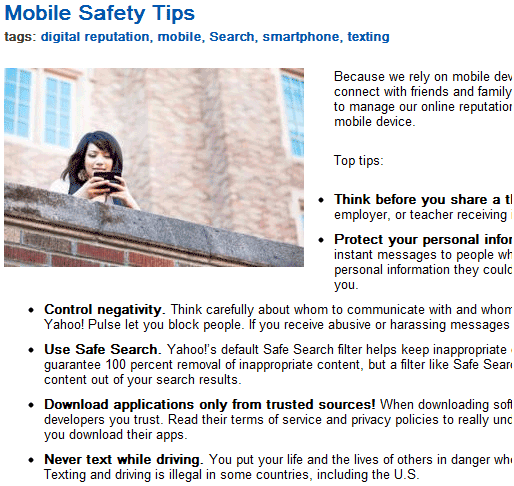 internet safety tips for parents