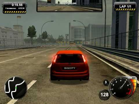 Big City Racer – A Free Multiplayer Racing Game