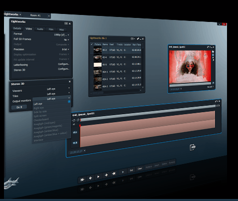 10118   Lightworks: Lightweight Open Source Video Editing Software