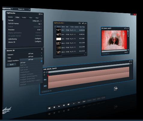 10118   Lightworks: Lightweight Open Source Video Editing Software
