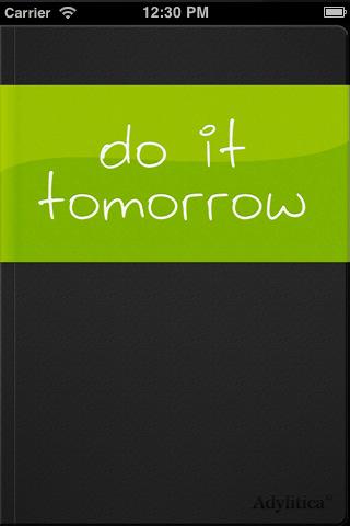 today todo app