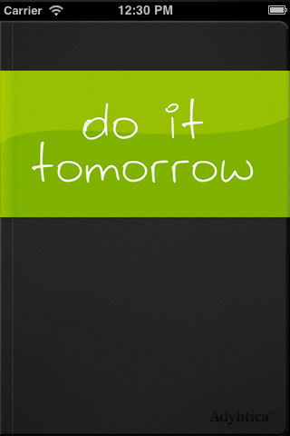 today todo app