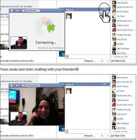 facebook video chat software for pc