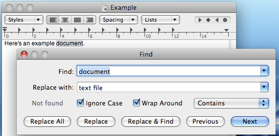applescript tips